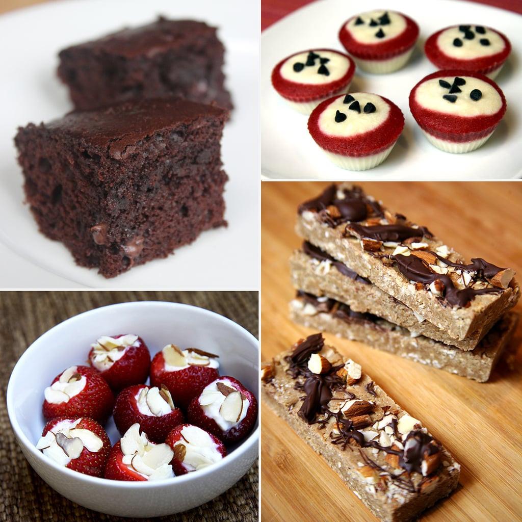 Pinterest Healthy Desserts  Pinterest Healthy Desserts