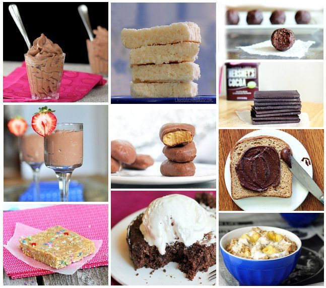 Pinterest Healthy Desserts  The Best Healthy Desserts of the Year