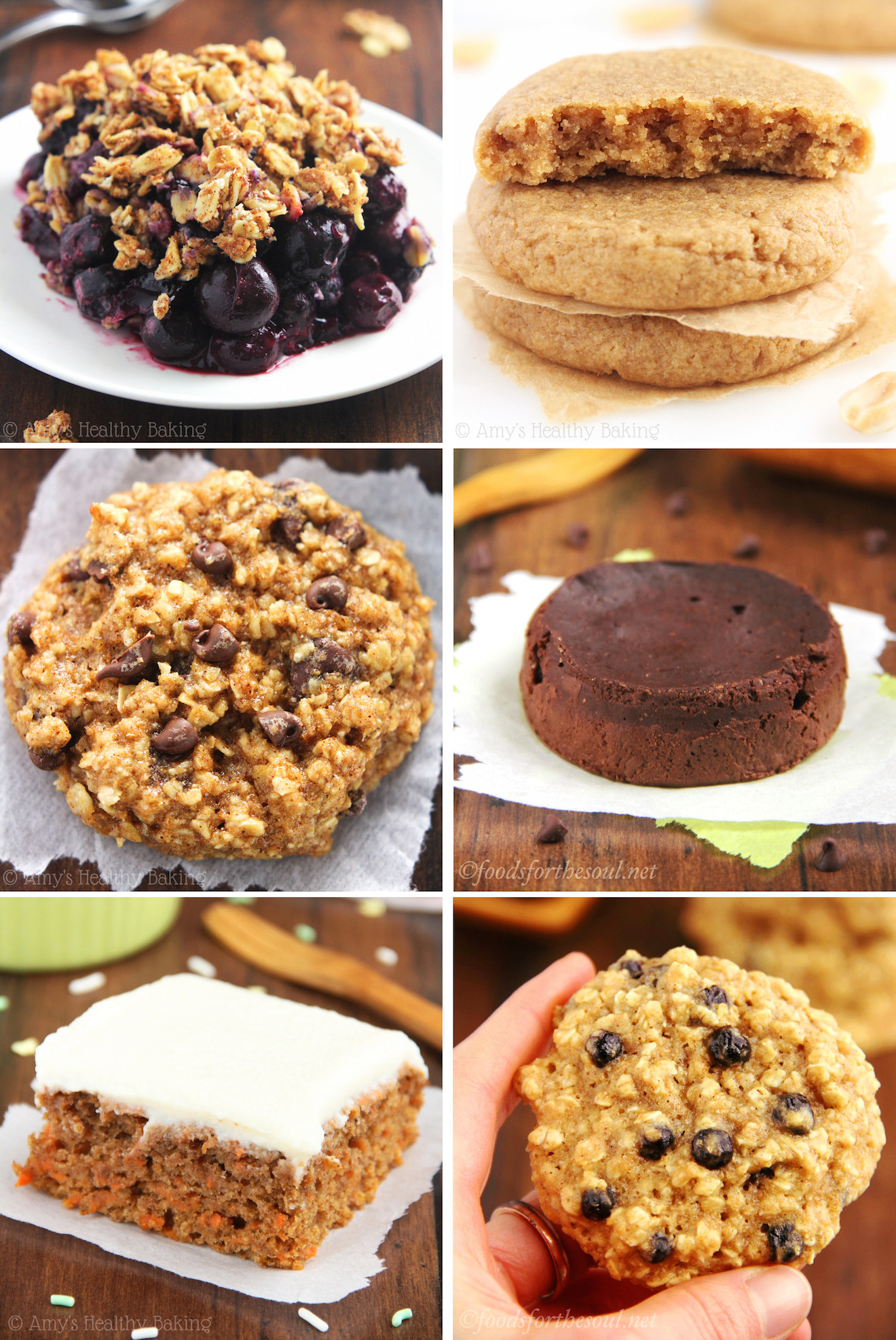 Pinterest Healthy Desserts  The 32 Best Healthy Desserts for Your New Year s