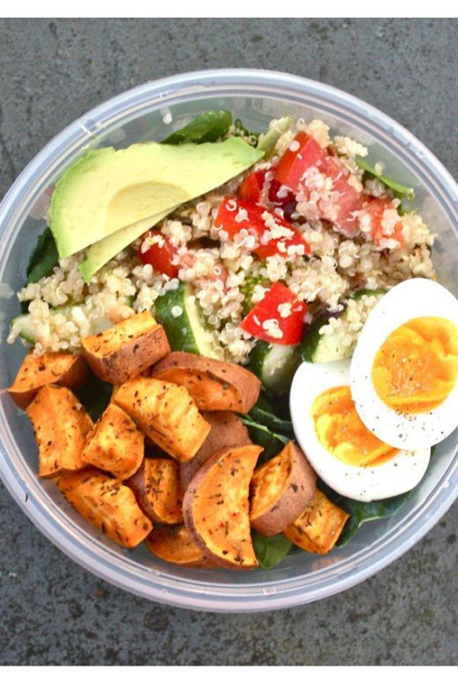Pinterest Healthy Dinners  7 Healthy Meal Prep Ideas You Won t Get Bored