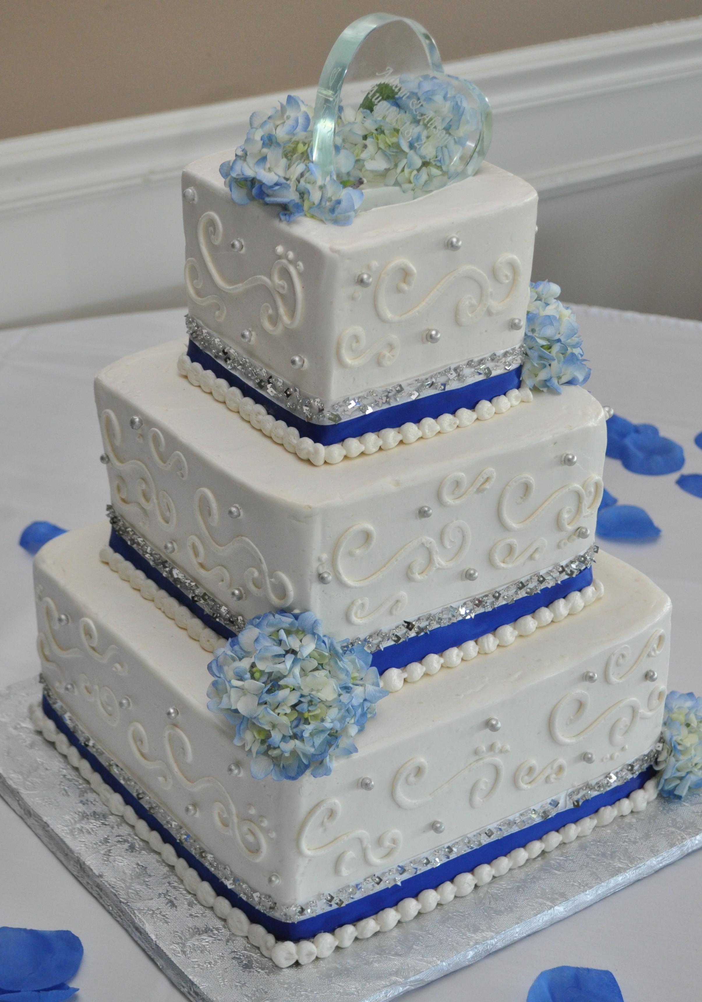 Pinterest Wedding Cakes  Silver wedding cakes pinterest idea in 2017