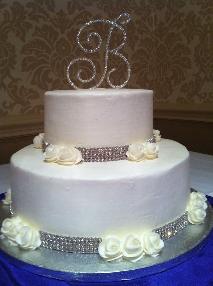 Pinterest Wedding Cakes  Beautiful wedding cake Special Occasions