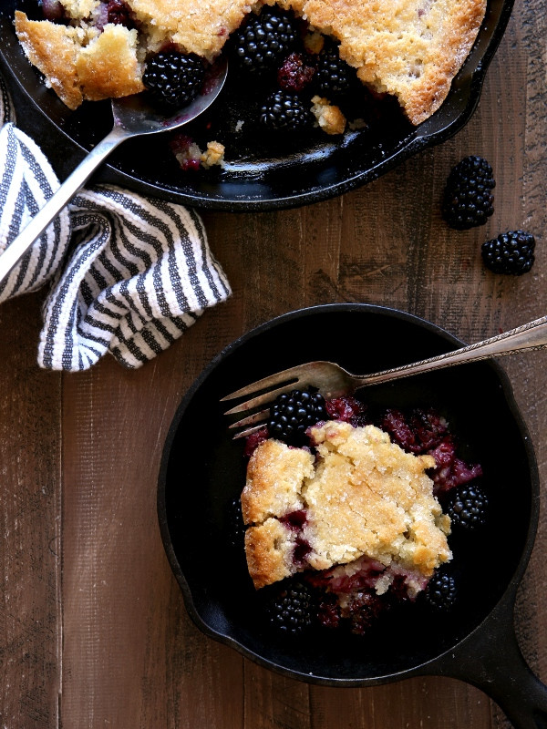 Pioneer Woman Desserts For Summer  Pioneer Woman s Blackberry Cobbler cooking and recipes blogs