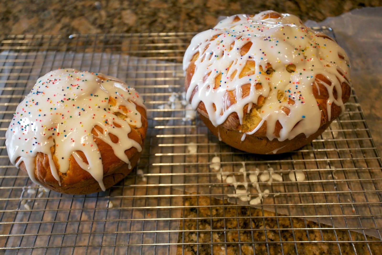 Polish Easter Bread Recipe  Paska Polish Easter Bread