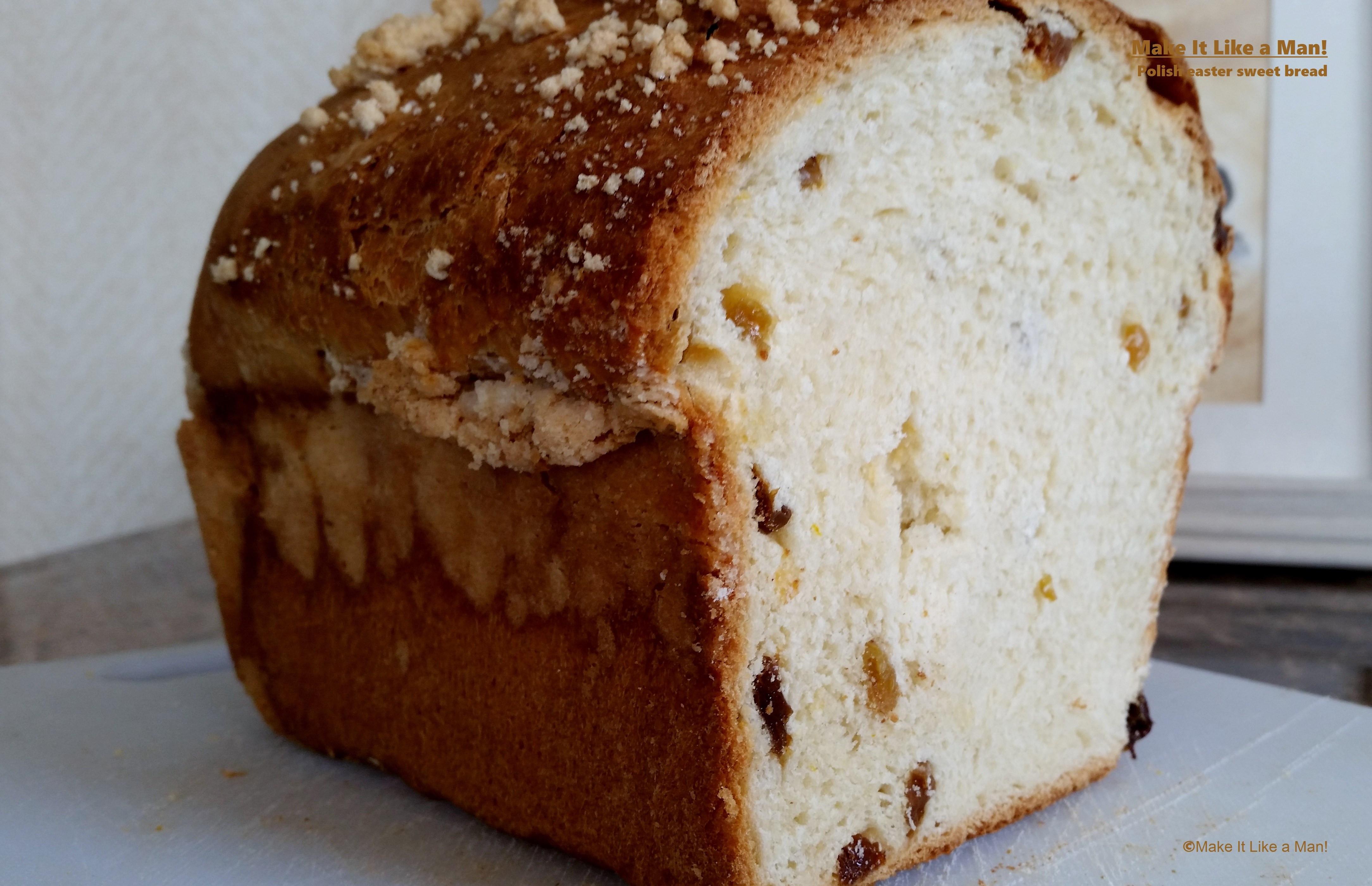 Polish Easter Bread Recipe  Polish Easter Sweet Bread