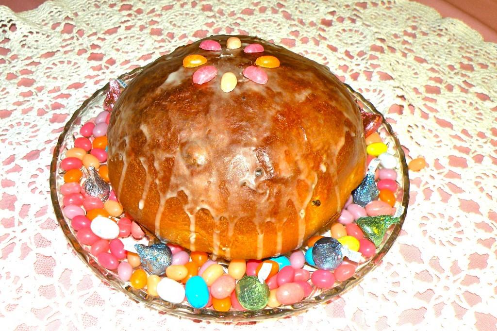 Polish Easter Bread Recipe  Russian Easter Bread Recipe and Polish Babka Recipe