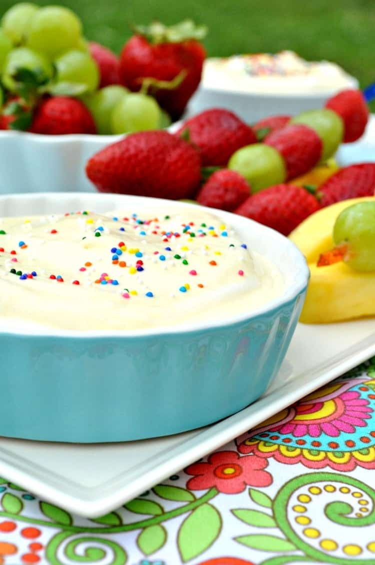 Popular Healthy Snacks  Poolside Dip Other Healthy Snacks for Kids The