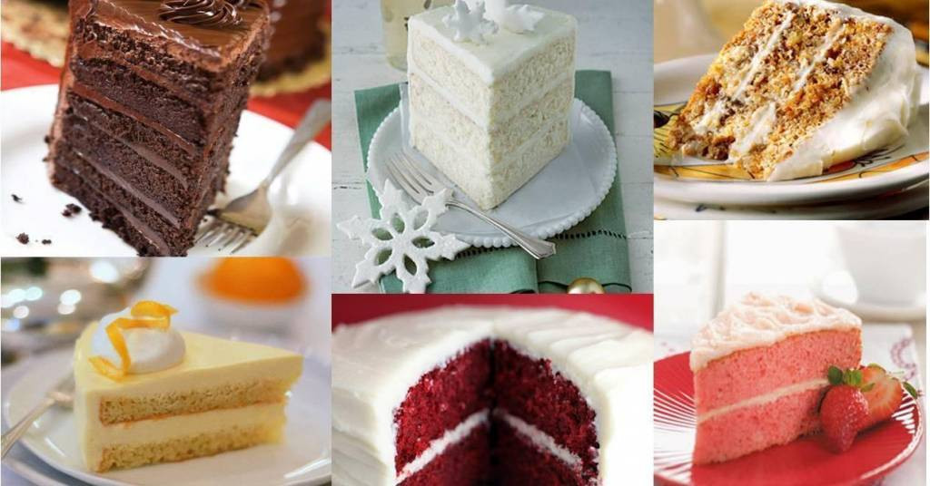 Popular Wedding Cakes Flavors  The Best Wedding Cake Flavors