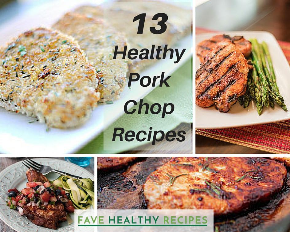 Pork Chops Healthy Recipe  13 Healthy Pork Chop Recipes for Dinner