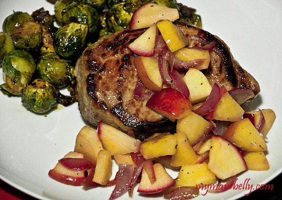 Pork Chops Healthy  Healthy Pork Chop Recipes Beer Brined Pork Chops