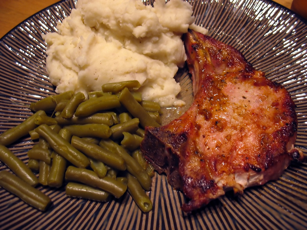Pork Chops Healthy  Stealth Health 17 Recipes That Make Cooking Light Easy