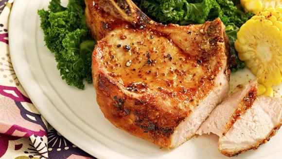 Pork Chops Healthy  3 Healthy Pork Recipes Grandparents