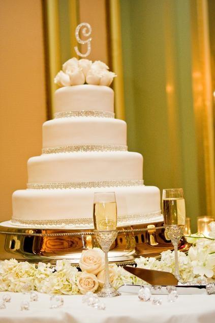 Portos Bakery Wedding Cakes  Cake by Porto s Bakery Wedding Cakes