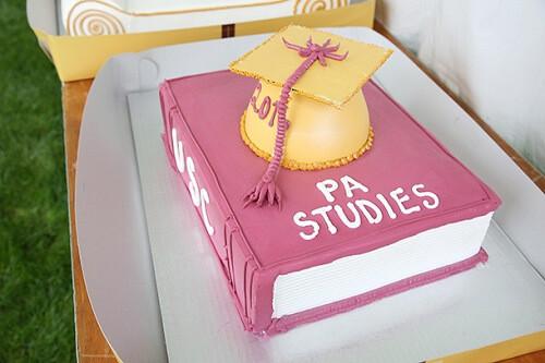 Portos Wedding Cakes Prices  graduation cake