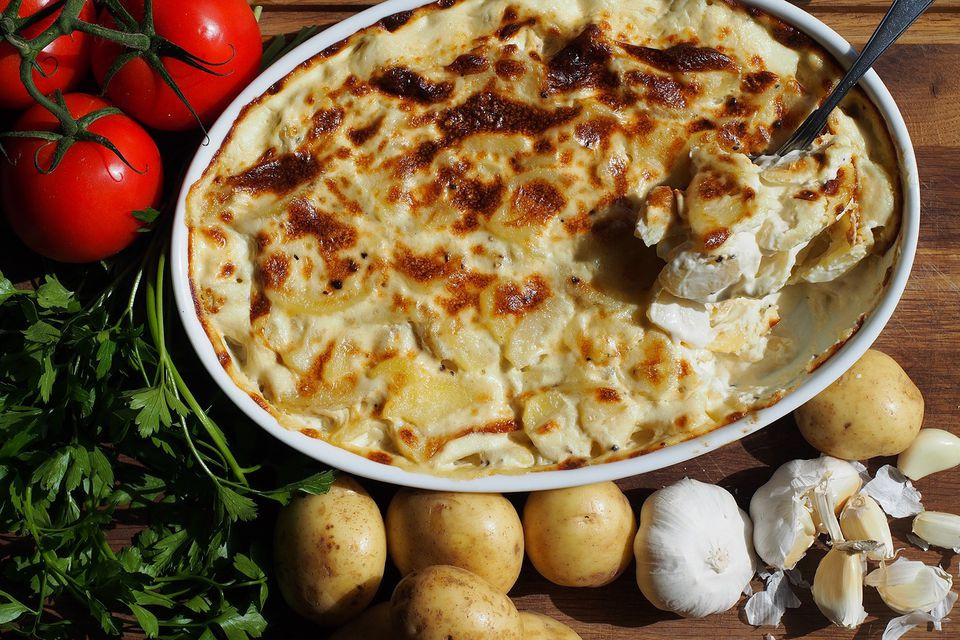 Potatoes Au Gratin Healthy  9 Delicious Dairy Free Casserole Recipes