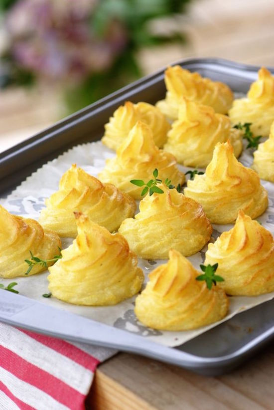 Potatoes For Easter Dinner  Easter Menu and Decor Inspiration