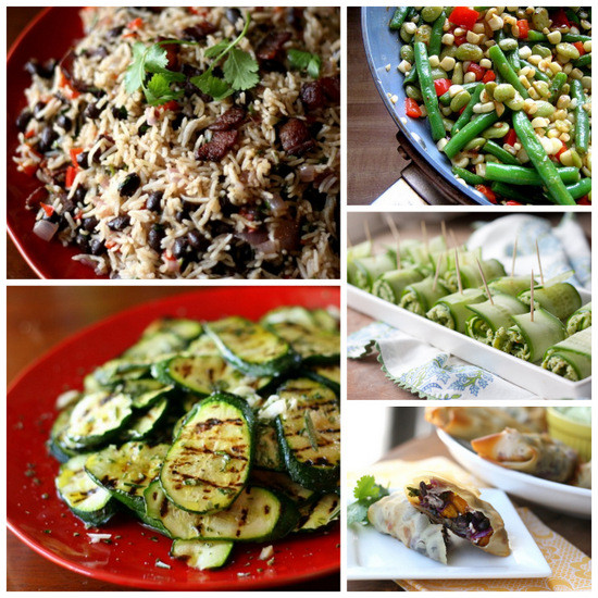 Potluck Appetizers Healthy  30 Healthy Potluck Recipes for Summer Perry s Plate