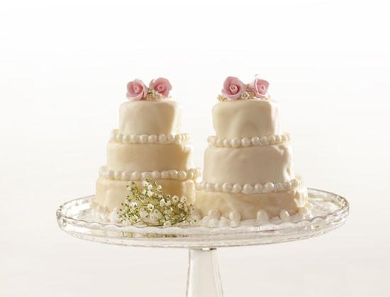 Pound Cake Wedding Cake  Mini Wedding Pound Cakes