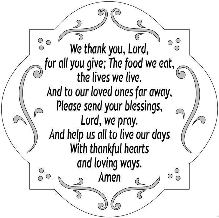 Prayer For Easter Dinner  Best 25 Thanksgiving prayers ideas on Pinterest