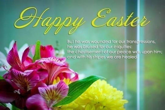 Prayer For Easter Dinner  Easter Prayer and Easter Bible Verses