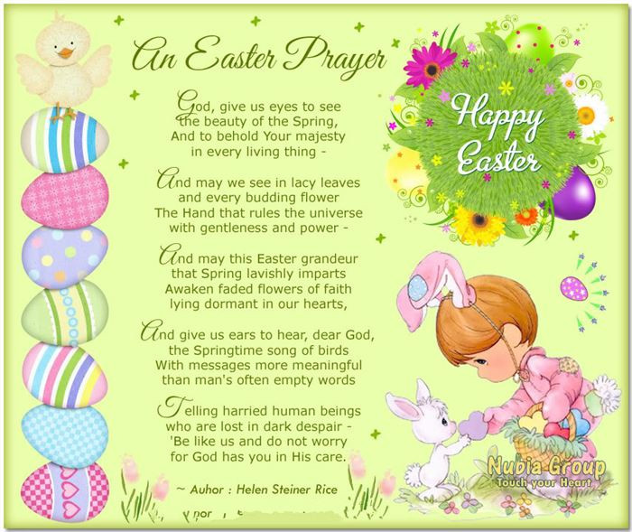 Prayer For Easter Sunday Dinner  EASTER PRAYER QUOTES image quotes at relatably