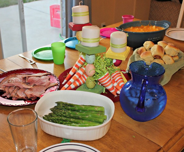 Pre Made Easter Dinner  Easter Dinner Under $50 from Smart & Final Clever Housewife