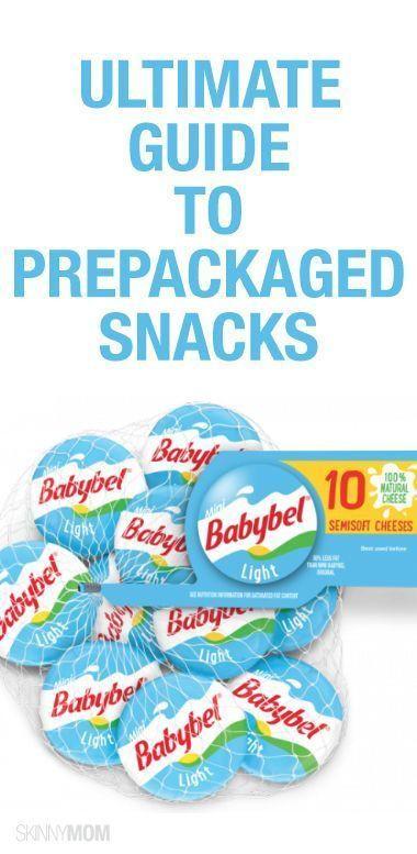 Prepackaged Healthy Snacks  Skinny Mom s Ultimate Guide to Prepackaged Snacks
