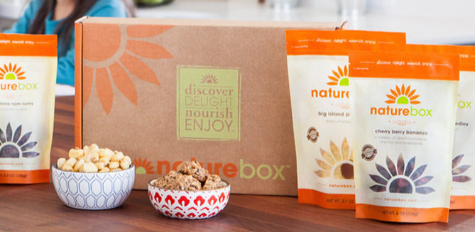 Prepackaged Healthy Snacks  35 Best Food Subscription Box Services The Ultimate Guide