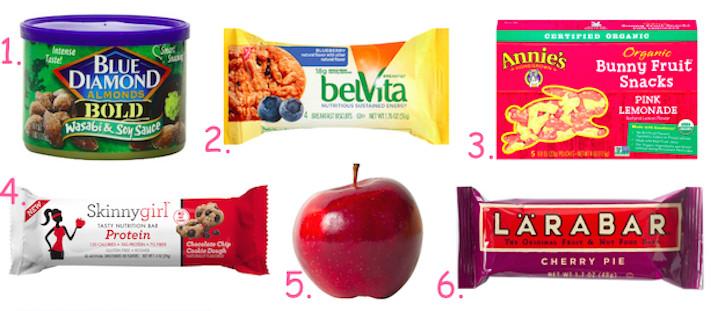 Prepackaged Healthy Snacks  SNACK TIME