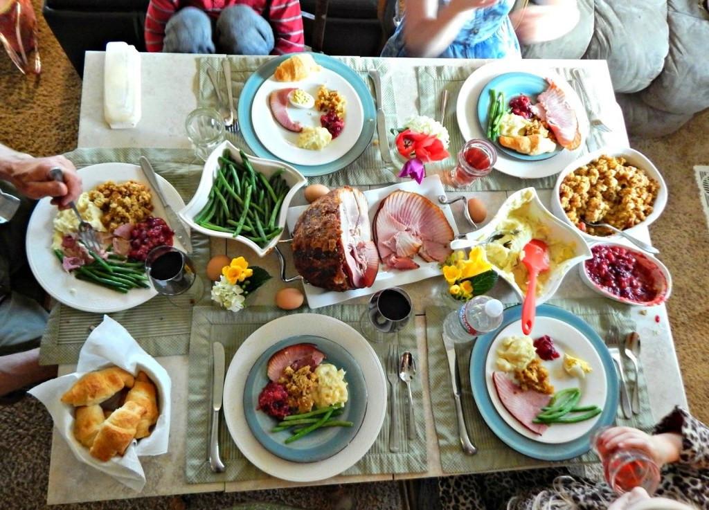Preparing Easter Dinner  5 Ways to Make Your Easter Dinner More Memorable Melissa