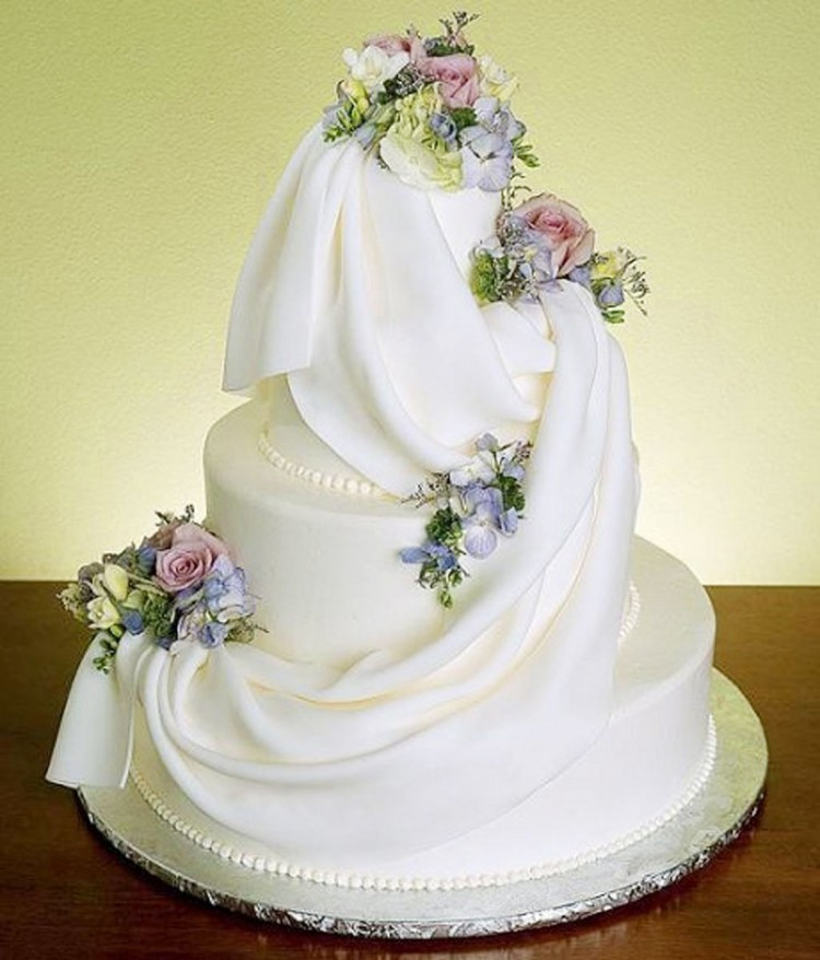 Prettiest Wedding Cakes  Most Beautiful Wedding Cake Decoration Wedding Cake Cake