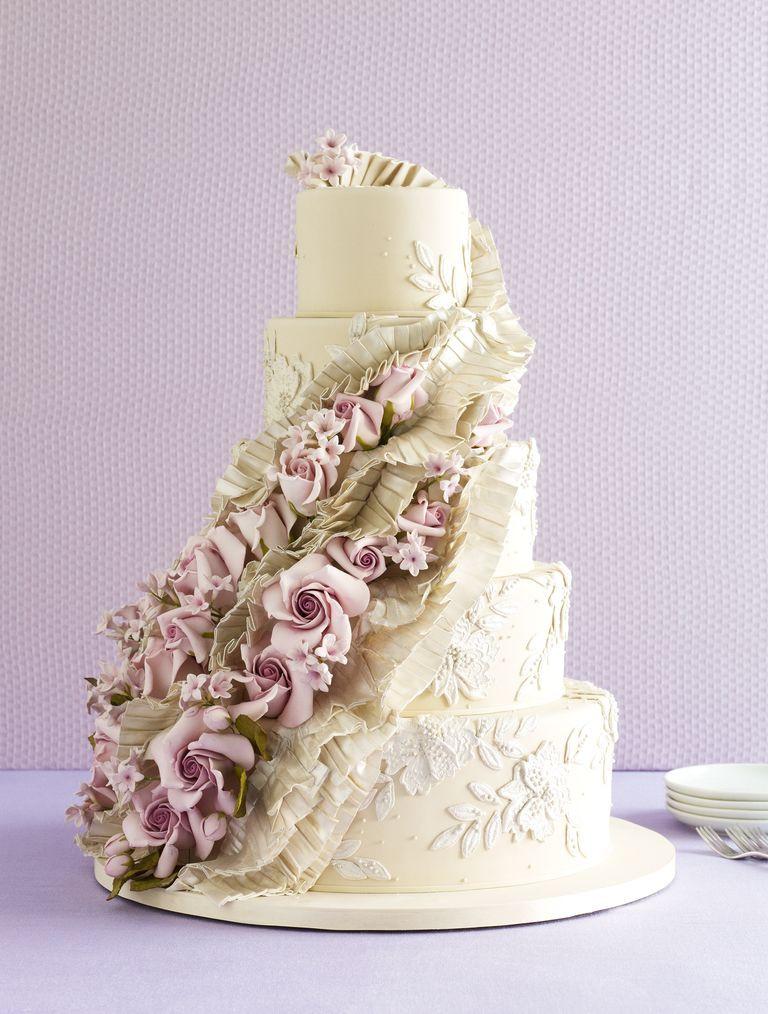 Prettiest Wedding Cakes  25 Prettiest Wedding Cakes We ve Ever Seen