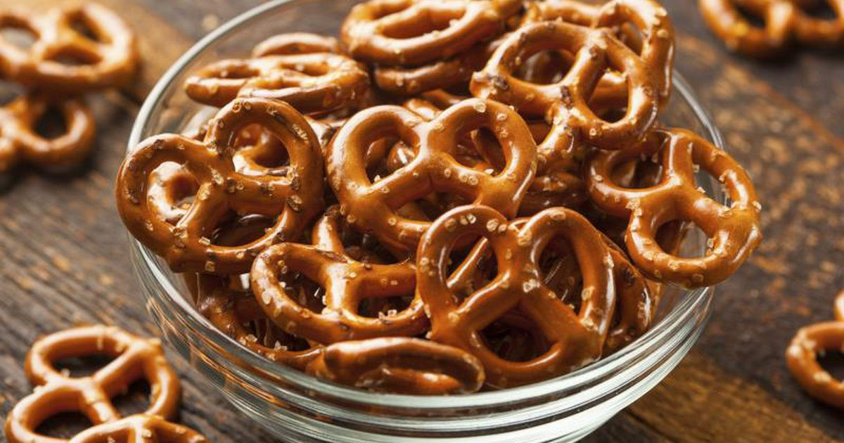 Pretzels Healthy Snack 20 Of the Best Ideas for are Pretzels Healthy to Eat