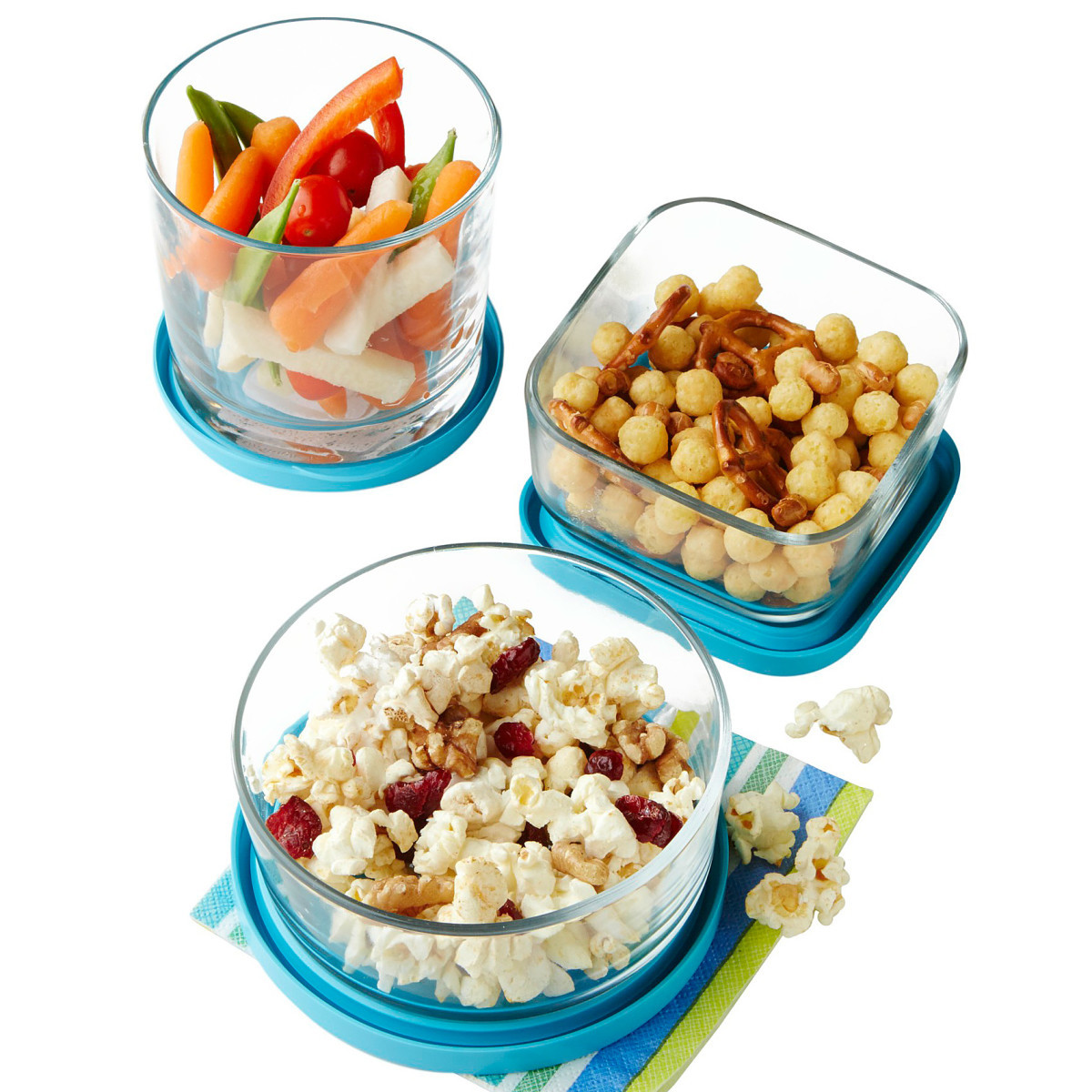 Pretzels Healthy Snack  103 Healthy Snack Recipe Ideas Rachael Ray Every Day