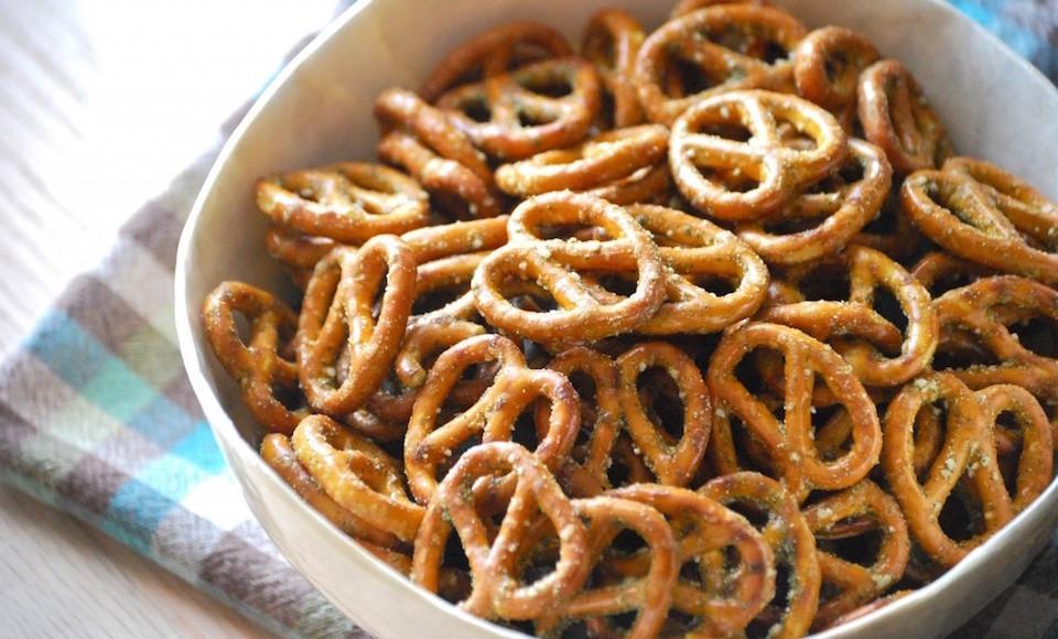 Pretzels Healthy Snack  10 Foods That Seem Healthy But Aren t