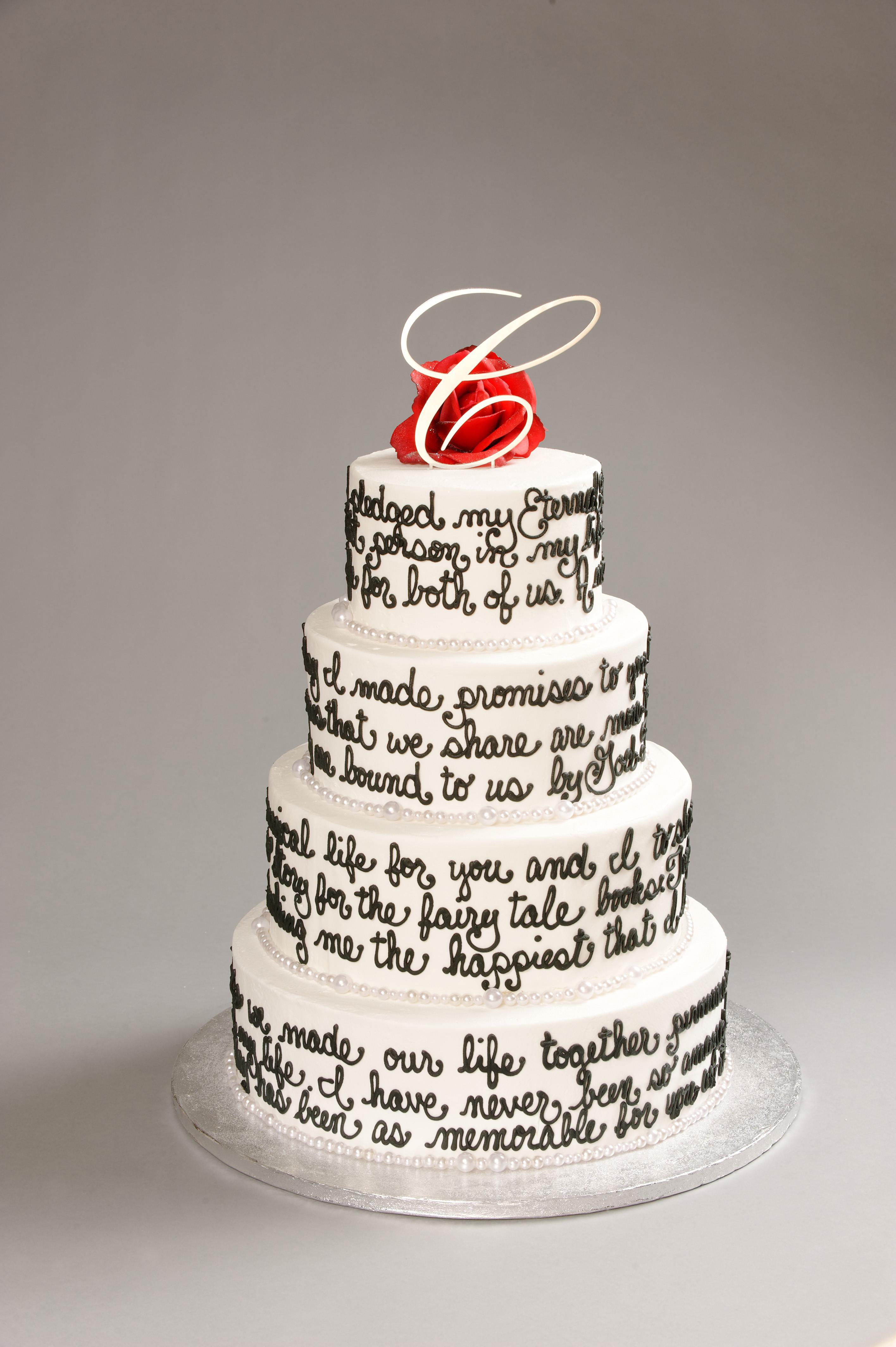 Price On Wedding Cakes  Pricing & Sizes Wichita Wedding Cakes Birthday Cakes