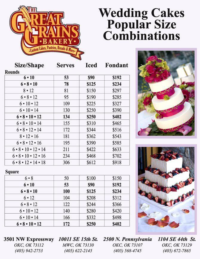 Price On Wedding Cakes  3 Tier Birthday Cake Prices