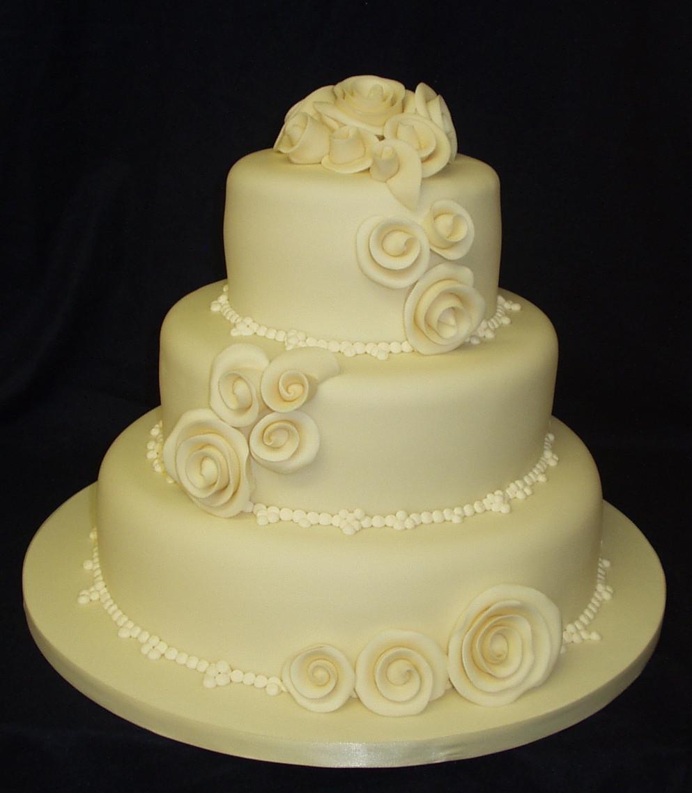 Pricing Of Wedding Cakes  Wedding cake 3 tier price idea in 2017