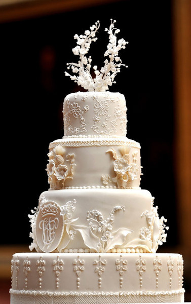 "Prince William Wedding Cakes  """""