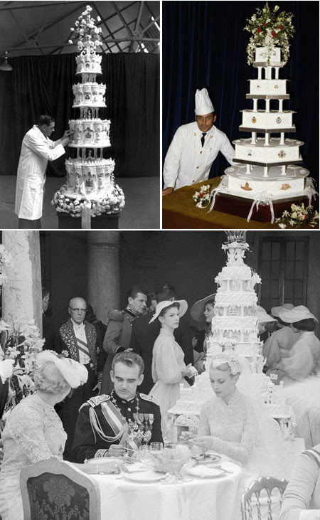 Princess Diana Wedding Cakes  Slice of Princess Diana s Wedding Cake Sells For Arabia