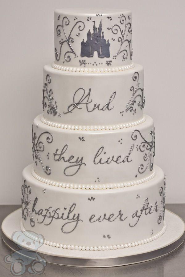 Princess Wedding Cakes  Wedding Cake Inspiration