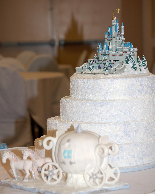 Princess Wedding Cakes  Disney Cinderella Fairy Tale Wedding Cakes