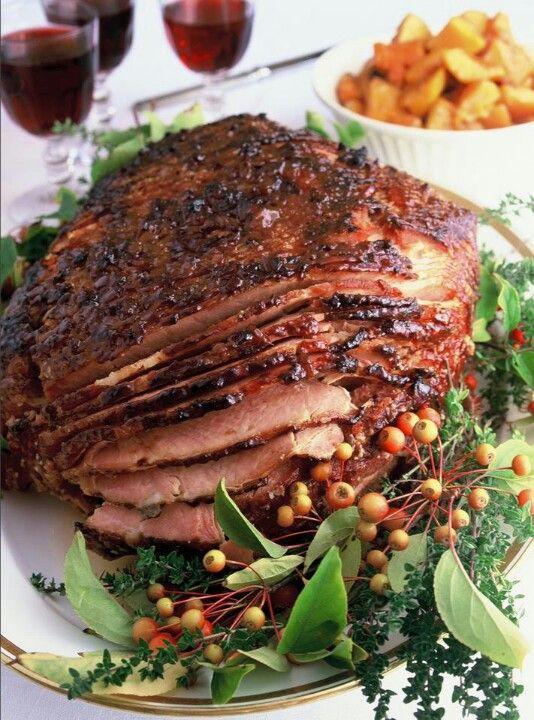 Publix Easter Dinner  Ian Gartens glazed ham Entree Recipes Pinterest