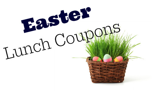 Publix Easter Dinners  Easter Coupons