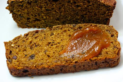 Pumpkin Bread Recipe Healthy  No Sugar Pumpkin Bread Recipe