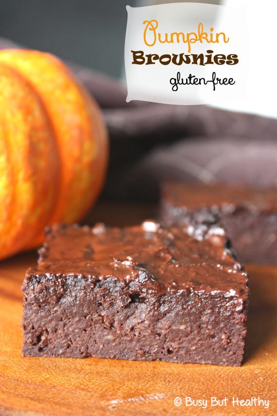 Pumpkin Brownies Healthy top 20 Pumpkin Brownies Busy but Healthy