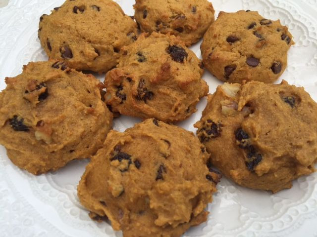 Pumpkin Cookie Recipes Healthy  17 Best images about Weight Watchers Thanksgiving Recipes