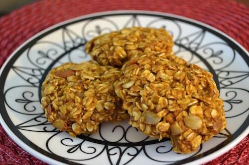 Pumpkin Cookies Recipe Healthy  Healthy Spiced Pumpkin Cookies By Health Coach Elizabeth Rider