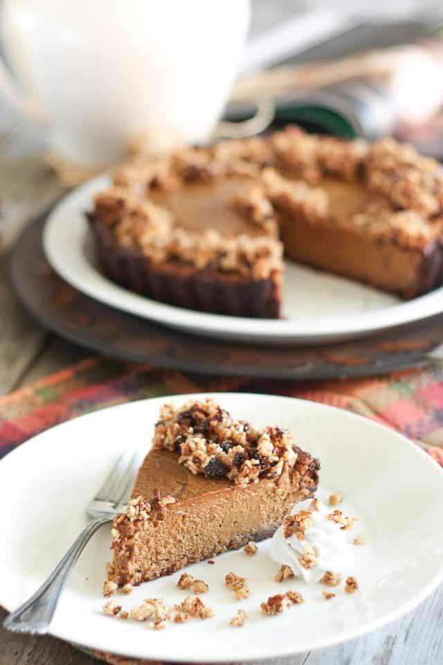 Pumpkin Dessert Healthy  Paleo Pumpkin Pie