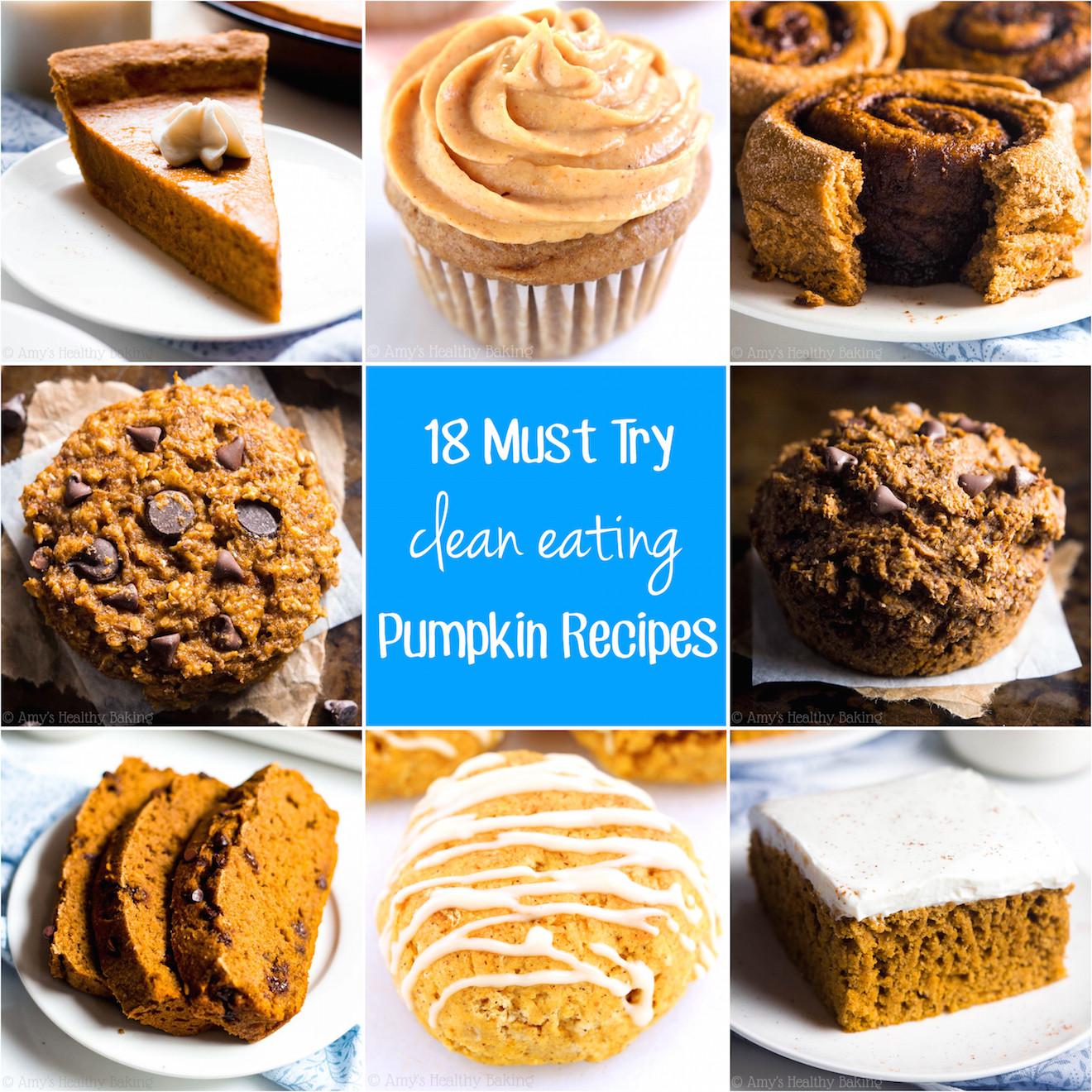 Pumpkin Dessert Recipes Healthy  healthy pumpkin dessert recipes